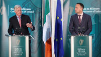 Backstop deal 'or nothing': Taoiseach lays down marker to May ahead of EU Brexit meeting