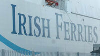 Transport Minister held 'frank' crisis talks to prevent closure of Irish Ferries route
