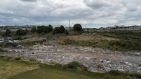 Calls on Cork City Council to shut illegal dump