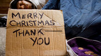 Housing Minister denies homeless people are being kicked out of hotels for Christmas