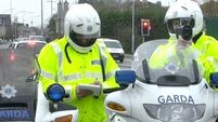 Over 400 drivers caught speeding in four days