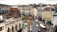 Cork shopowners call for lifting of Patrick Street car ban in run-up to Christmas