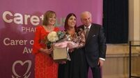 Cork mother named 2018 Carer of the Year