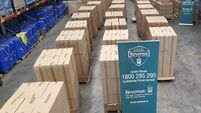 7.2 million smuggled cigarettes seized at Dublin Port