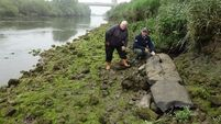 River Boyne discovery turns out to be 5,000-year-old longboat