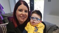 Cork Carer of the Year: We have to fundraise to provide whatever our sick son needs