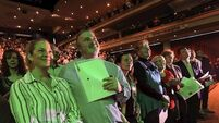 Emotional ceremonies see 3,000 people conferred with Irish citizenship