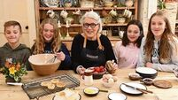 Darina Allen: Recipes to get your kids cooking