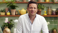 A selection of recipes from Jamie Oliver's new book Veg