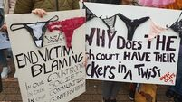 #ThisIsNotConsent marches: Woman awaiting rape trial despairs of underwear comments