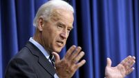 Joe Biden says his family are encouraging him to launch White House bid