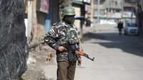 Villagers flee homes as Pakistan and India trade fire in Kashmir
