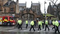 Report: Suspect package at Glasgow University 'linked' to three London letter bombs