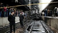 Deadly Cairo train crash caused by brawling conductors