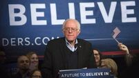 Sanders contrite as 2016 campaign aides face harassment allegations