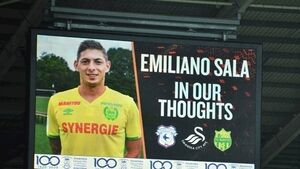 Body recovered from plane wreckage identified as Emiliano Sala