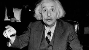 Letter written by Albert Einstein doubting God's existence auctioned for $2.9m