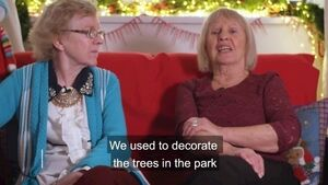 Irish grandparents share heartwarming stories about 'Christmas in their day'