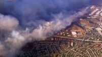 Wildfires triggers evacuation order from Malibu