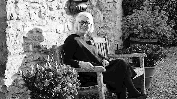 Darina Allen at home in East Cork. Pic; Larry Cummins.