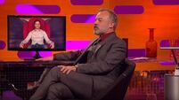 A Cork lad told a gas story about waxing his foot on Graham Norton last night
