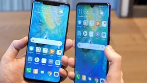 Huawei Mate 20 Pro is a big hit with top end users
