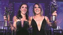 Check out the glamour as Dublin and Cork dominate TG4 Ladies Football All-Stars Awards