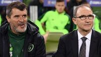 Here's how people are reacting to Martin O'Neill and Roy Keane's departure