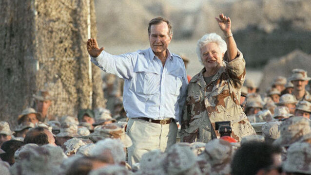 George H.W. Bush: America's last foreign policy president