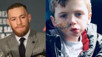 Conor McGregor donated €10,000 to 5-year-old Irish boy for life-changing surgery