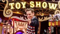 Fire lit, pyjamas on and sweets at the ready - A very special Late Late Toy Show returns tonight
