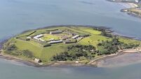 Ghostly goings-on at Cork's Spike Island