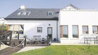 Seaside charm and sophistication of Youghal home