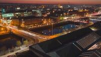 Watch: Never-before-seen views of Cork city amid promises of bright future