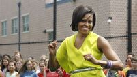 Michelle Obama's texts with her mom just proves that all mammies are the same