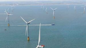 ESB makes first Irish offshore wind farm investment
