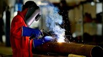 Industrial production in EU sees largest fall in Ireland