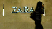 Zara-owner shares fall as profit growth slows