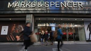M&S shares tumble as retailer funds online plan