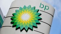 Better-than-expected results see BP shares gush