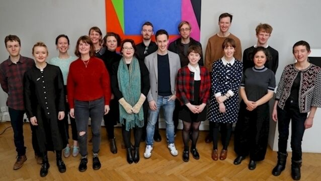 18 artists receive €360,000 in Next Generation bursaries