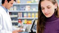 Chemist retail sales up, pubs down