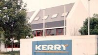 Kerry Group shares up 2.5%