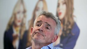 Ryanair forecasts fall in full-year profits due to strikes and oil prices
