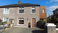Semi-detached family home is in the very heart of Cork's southside