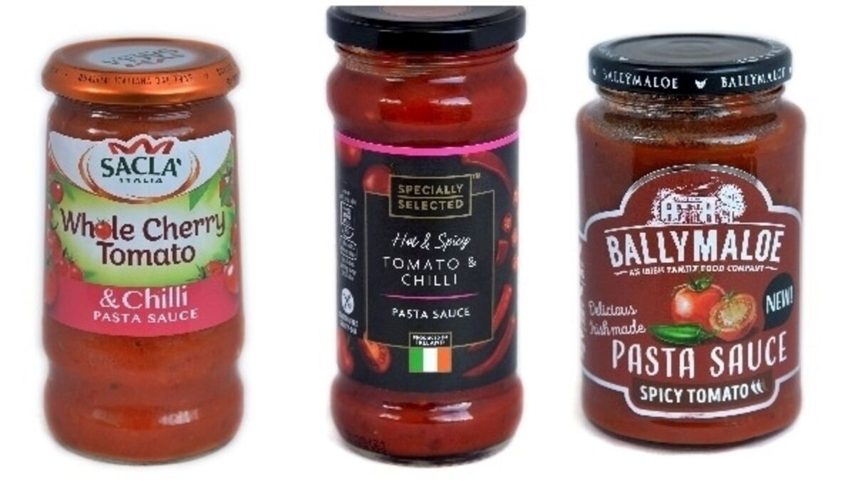 Hot Stuff Eight Spicy Pasta Sauces Put To The Test