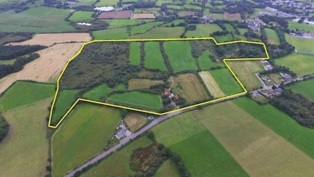 Land for sale partly zoned for residential housing outside Dunmanway