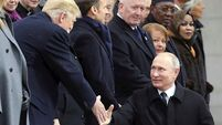 Putin may just be a contestant in Trump's reality-TV world