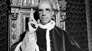 Final word yet to be written on Pius XII
