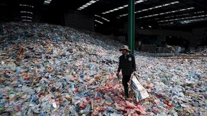 Plastic production is the problem, and not plastic waste